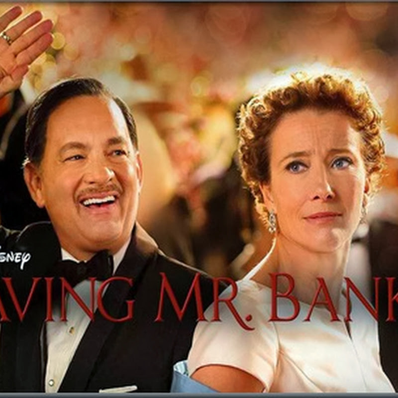 """Saving Mr. Banks"" -- Untold Story of ""Marry Poppins'"" Journey from Book to Screen"