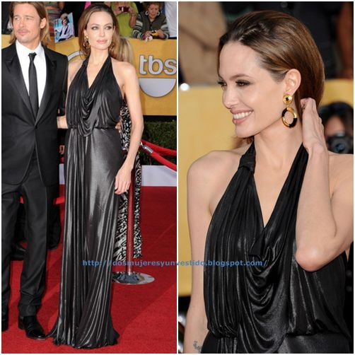 Angelina Jolie 18th Annual Screen Actors Guild2