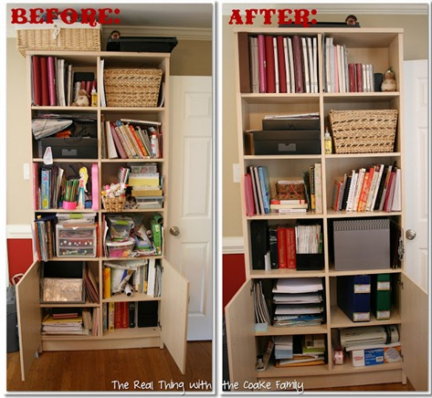 Organizing Ideas- Craft & Office