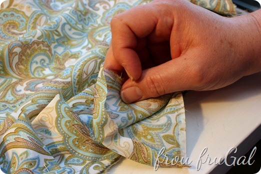 Joining Pleat Strip