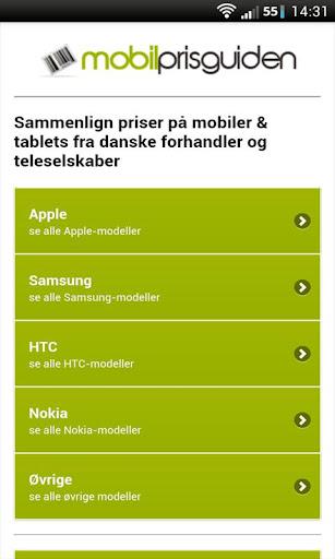 MobilPrisGuiden