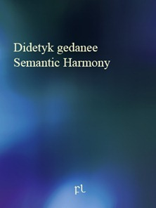 Semantic Harmony Cover