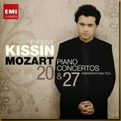 Mozart 27 Kissin