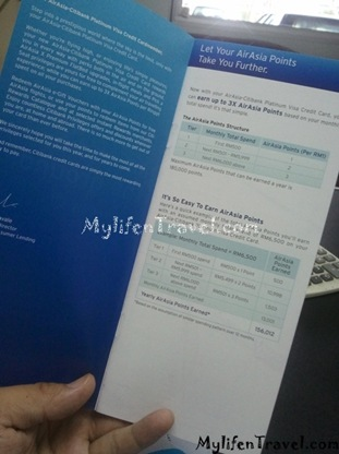 Citibank Platinum Credit Card 08