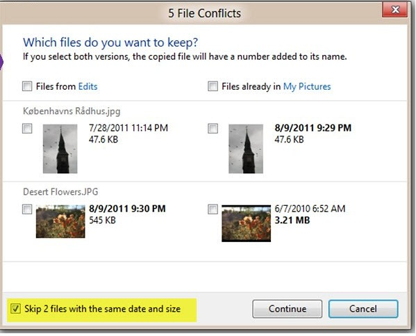 file-conflicts