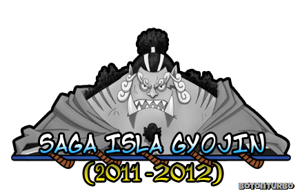 One Piece - Saga Isla Gyojin