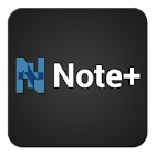 Note+ Notes icon