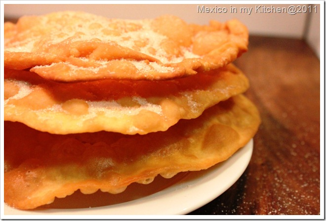 How To Make Mexican Bunuelos