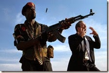 Una scena di Lord of War