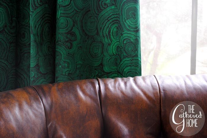 malachite curtains 7