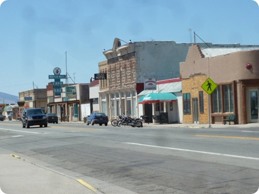 The Esparzas On The Road Sites In Antonito