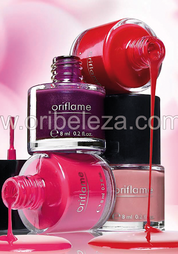 Vernizes Oriflame Pure Colour