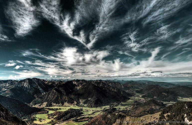 German mountain 1