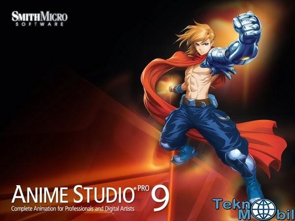 SmithMicro Anime Studio Pro Full