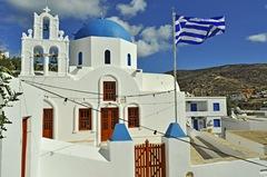 Stavros Church Donousa