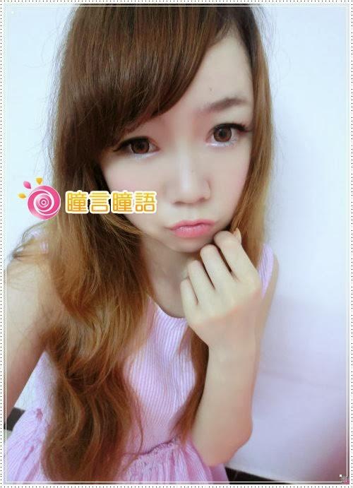 小雪Kimaomi分享–GEO冰漾甜心咖 廣瀨麻伊代言 辛德瑞拉魔法裡的眼睛