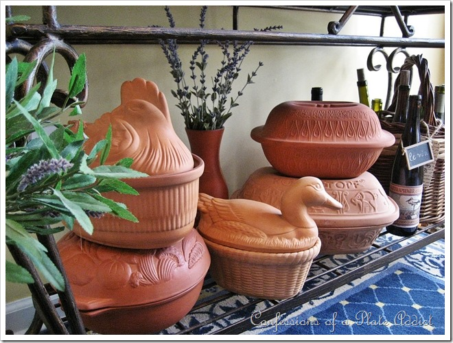 CONFESSIONS OF A PLATE ADDICT Collecting Clay Cookers2