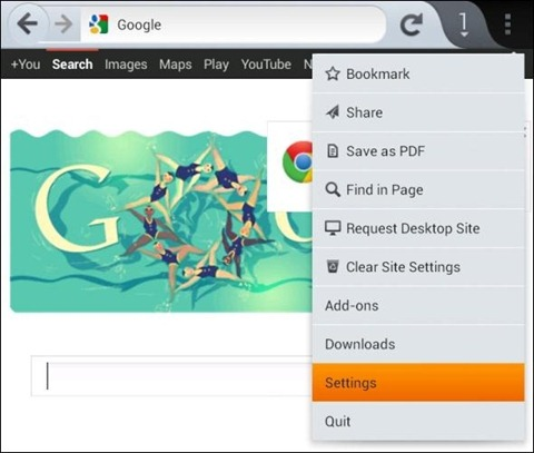 firefox-for-android-menu