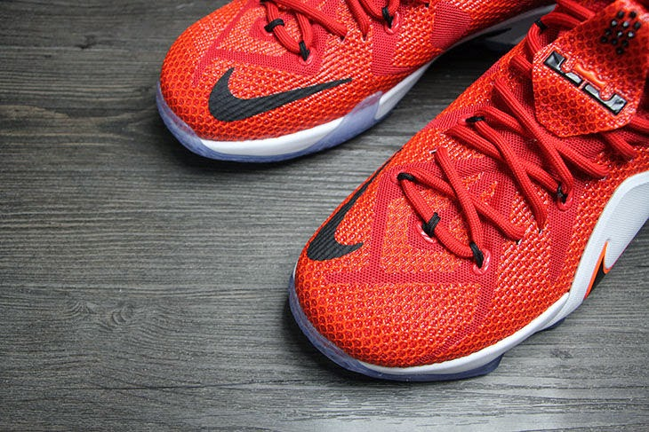 super popular 8f32d cff29 ... Upcoming Nike LeBron XII 12 Red White 8220Lion Heart8221 ...