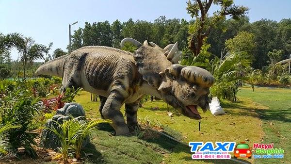Dinosaur Park ด่านนอก ?????Dannok,Thailand?