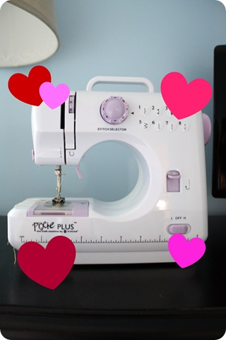 pixie plus sewing machine