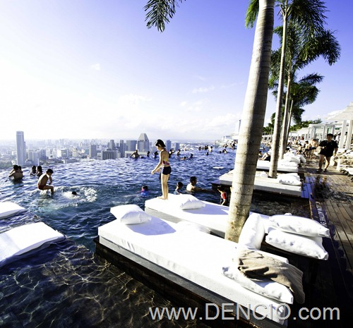Marina Bay Sky Park and Infinity Pool26