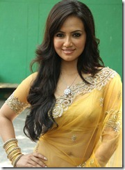 Actress Sana Khan at Nadigayin Diary Audio Launch Photos