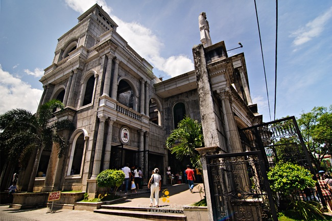 San Francisco Church Naga
