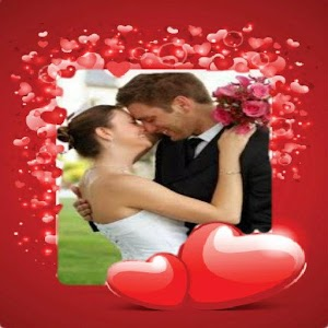 love heart frame free android app market