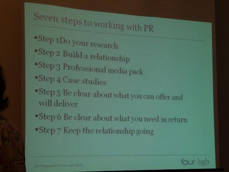 Cum sa lucrezi cu agentiile de PR