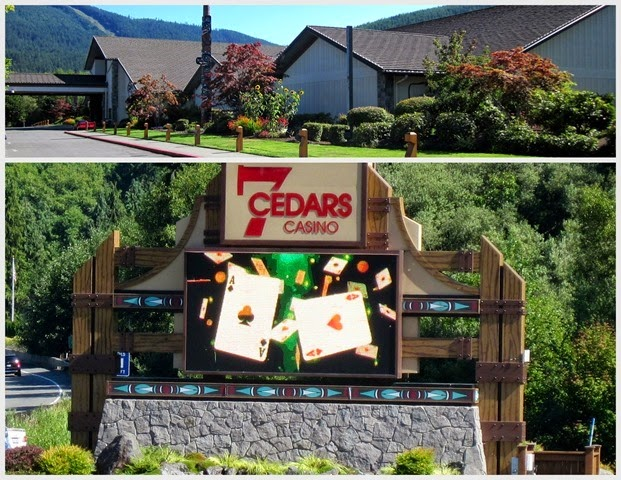 Sequim, WA, 7 Cedars Casino
