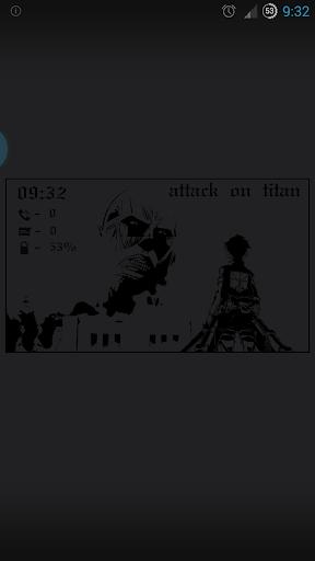 玩個人化App|Attack on Titan - UCCW SKIN免費|APP試玩