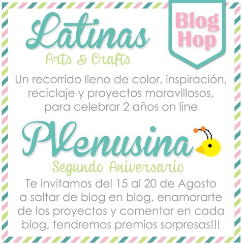 Blog Hop Pvenusina