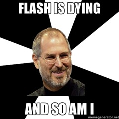 Flash-is-dying