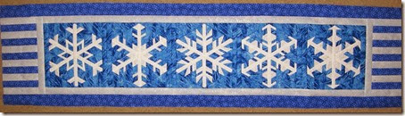 snowflake runner top