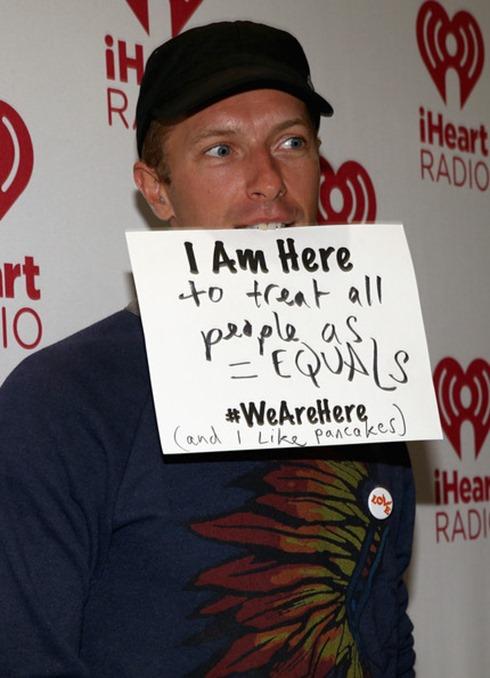 Chris Martin 2014 iHeartRadio Music Festival GdEKaDFMBYEl