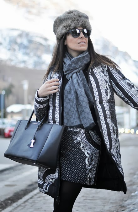 outfit, cortina d'ampezzo, giuliana bag iceberg, total look seventy, italian fashion bloggers, fashion bloggers, street style, zagufashion, valentina coco, i migliori fashion blogger italiani