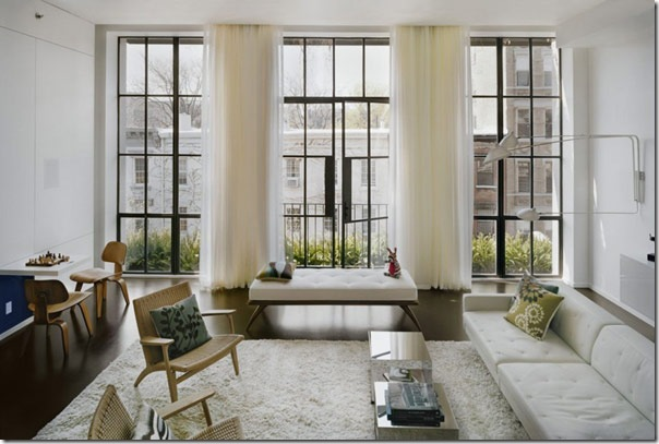 case e interni - new york - loft - bianco (1)