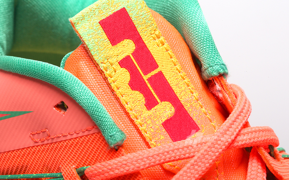 ... Another Look at Nike Air Max LeBron X Low WATERMELON 6350c434902c
