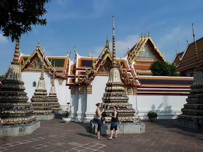 Obiective turistice Bangkok: Wat Pho
