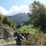 Alpenkulisse