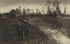 A Toad in the Path – An Early Spring in Norfolk 1888