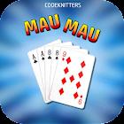 Mau Mau - card game icon