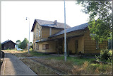 Bahnhof Nové Hamry