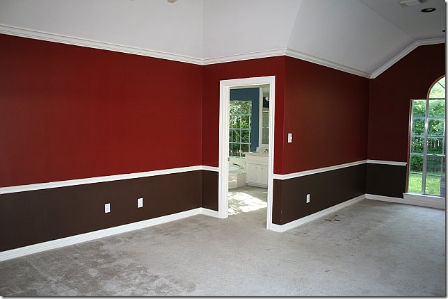 Painted Bedroom alluring red painted rooms best 25+ red rooms ideas only on
