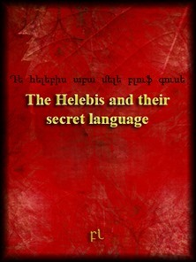 The Helebis and their secret language Cover