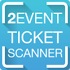 Ticket scanner App for 2EVENT icon