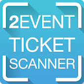 Ticket scanner App for 2EVENT