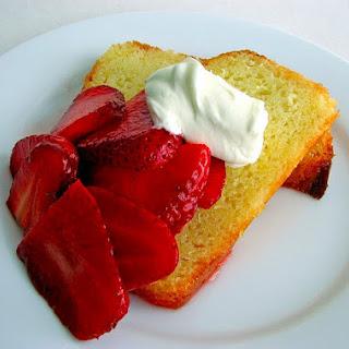 French Yogurt Cake.
