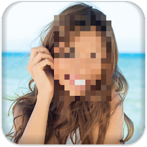 Pixelate - Censor Photos Icon